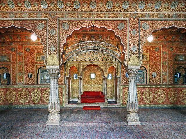 Junagarh Fort Interiors