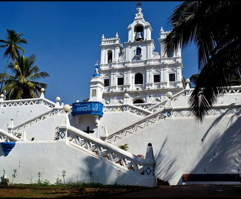 A Guide to Churches in Goa